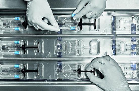 Revitalizáló injekciók és ampullák