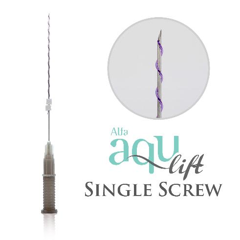 Single Screw szálak