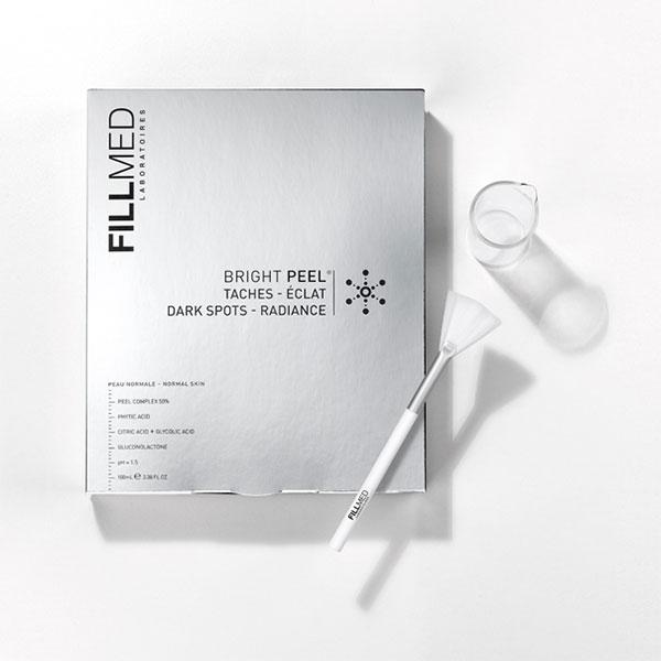 Bright peel